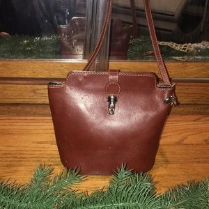 Genuine Leather BORSE IN PELLA made in Italy bag